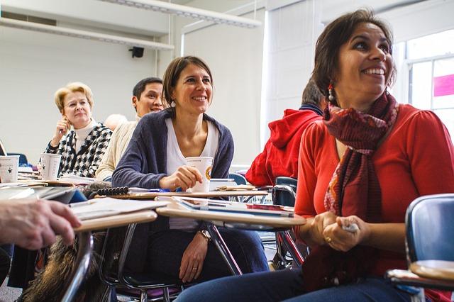 ženy na semináři