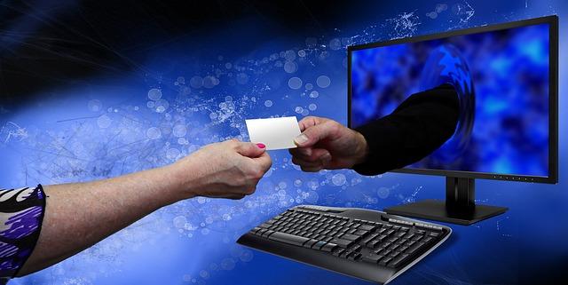online kontaktování