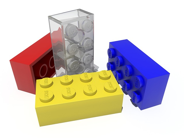 stavební kostky