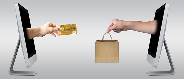 nákup přes net