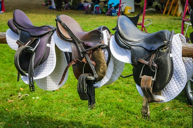Koňská sedla